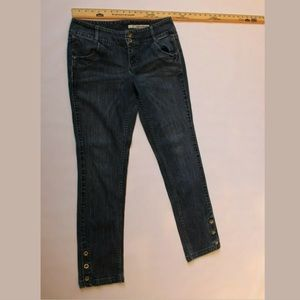 DKNY (Donna Karan) Ankle Skinny jean stretch 12